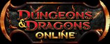 Dungeons & Dragons Online logo