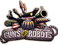 Guns and Robots logo